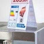 Porta gráficas en PVC 2018