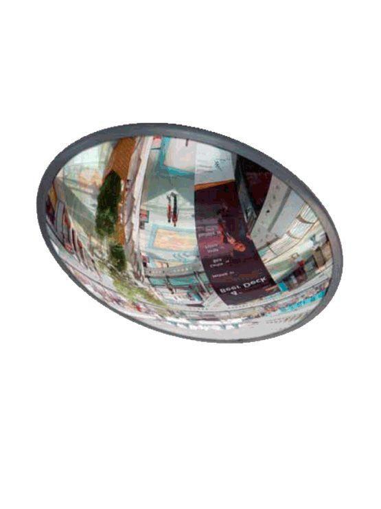Espejo convexo de seguridad para interiores