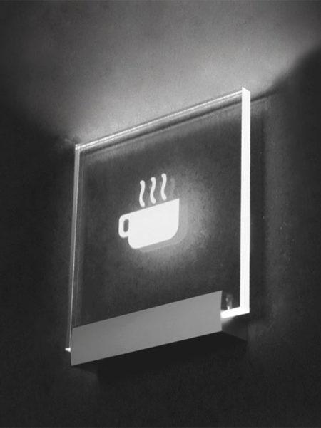 Perfil LED para letreros