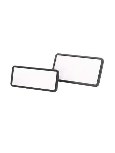 Placa identificativa con imperdible (10 unidades)