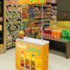 Promoción de productos mostrador modelo Tavira 2020