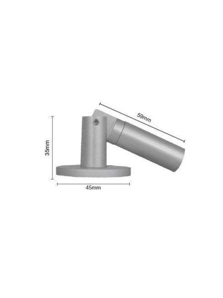 Soporte Móvil Inferior modelo Gamma (4 unidades)