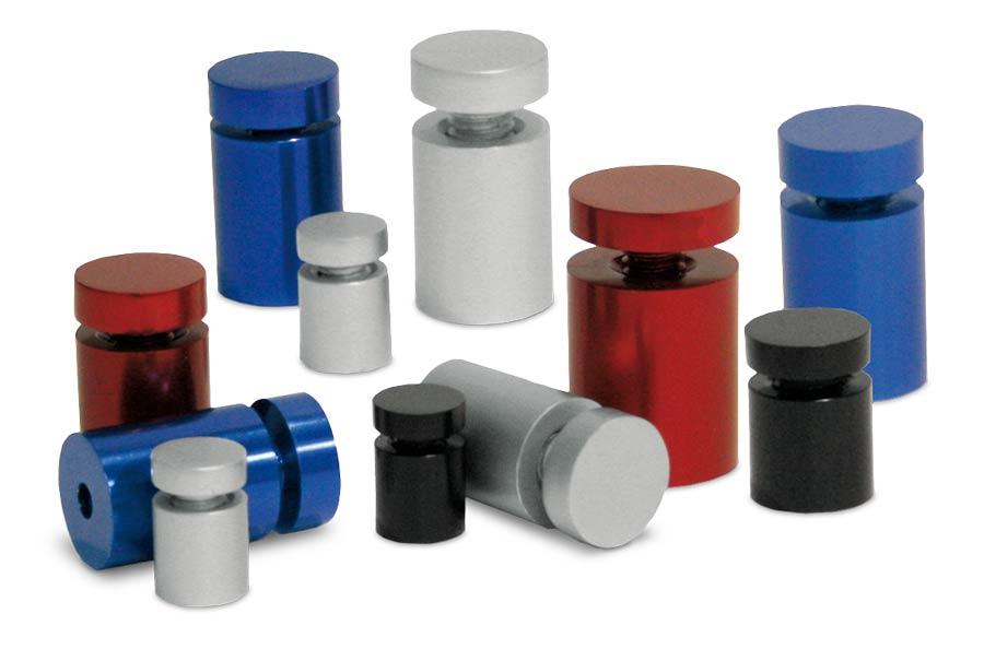 Soportes de Aluminio para Letreros ejemplo 2020
