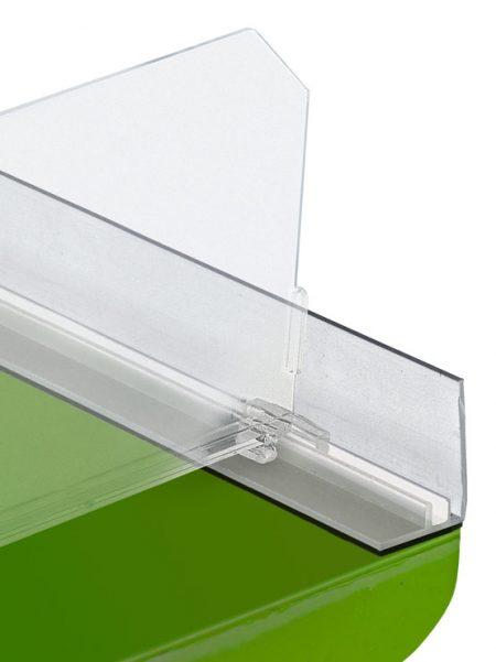 Carril Divisor con Frontal (10 unidades)