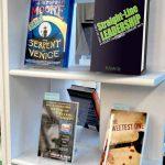 Expositor de metacrilato para libros 2019