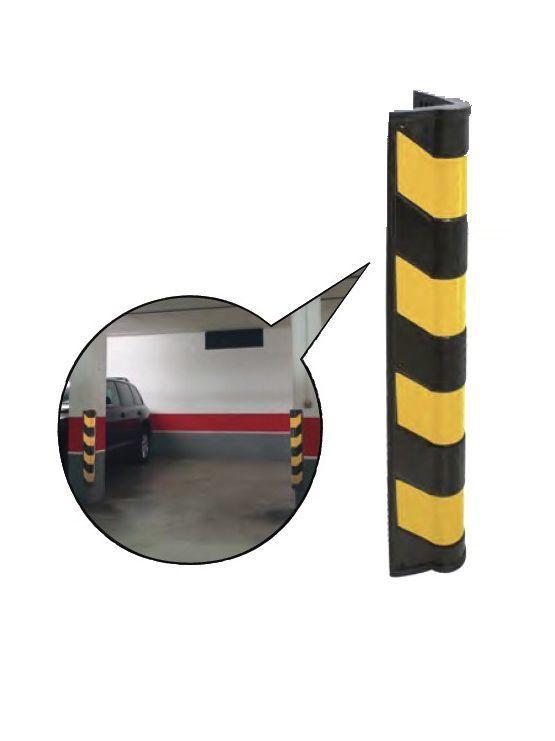 Protector Redondeado Columna Parking
