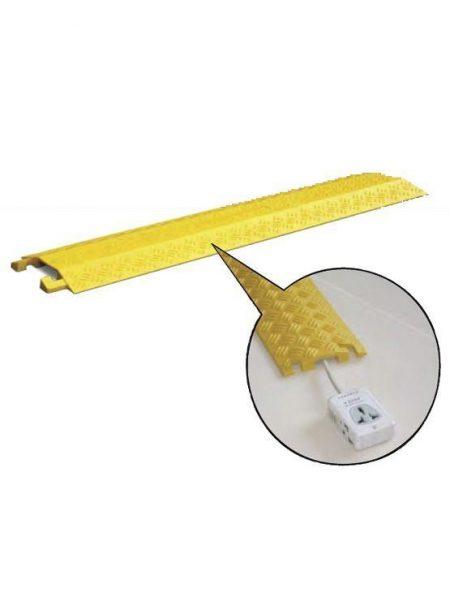 Protector Suelo de Plástico para Cables