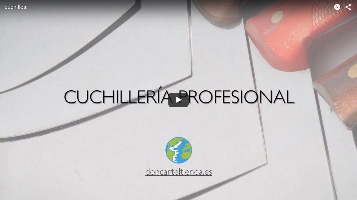 Cuchillos Cuchilleria Profesional La Gaviota