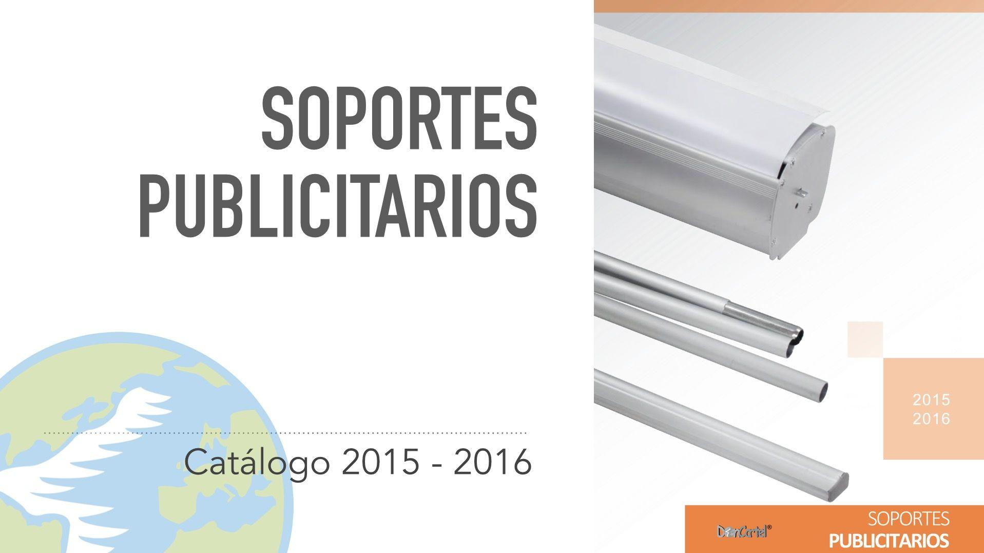 Soportes Publicitarios 1 nuevo video catálogo