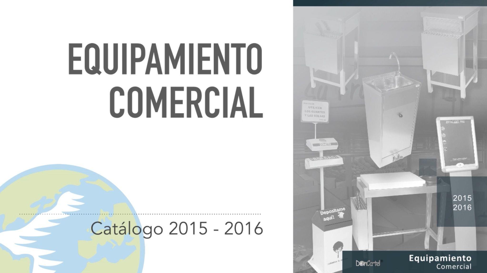Catálogo Equipamiento Comercial Nuevo Video