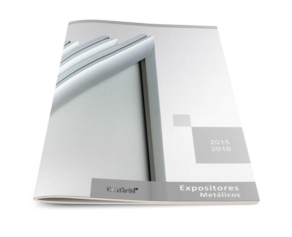 Catálogo Expositores Metálicos