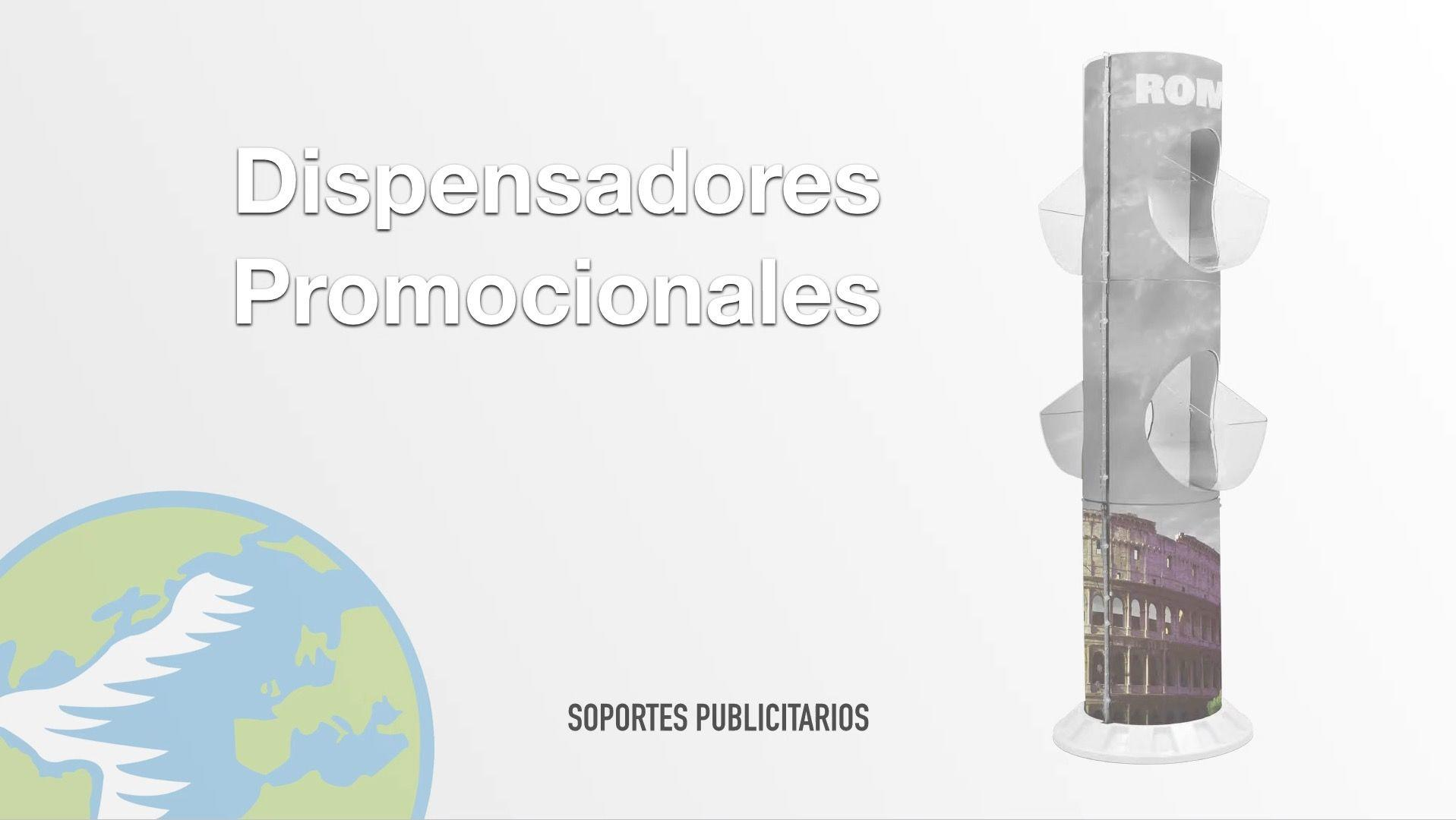 Expositores Dispensadores Promociones