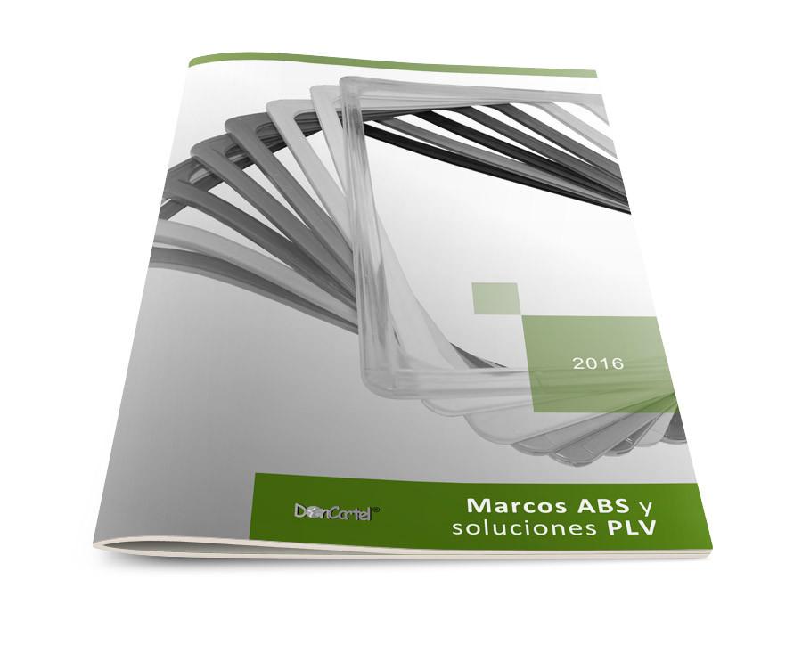 Catálogo Marcos ABS y Soluciones PLV 2016