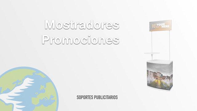 Mostradores Promociones