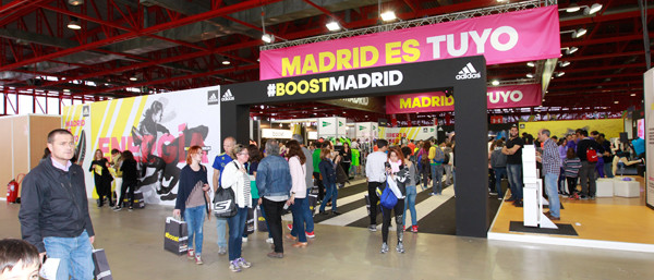Tres Ferias más en Madrid