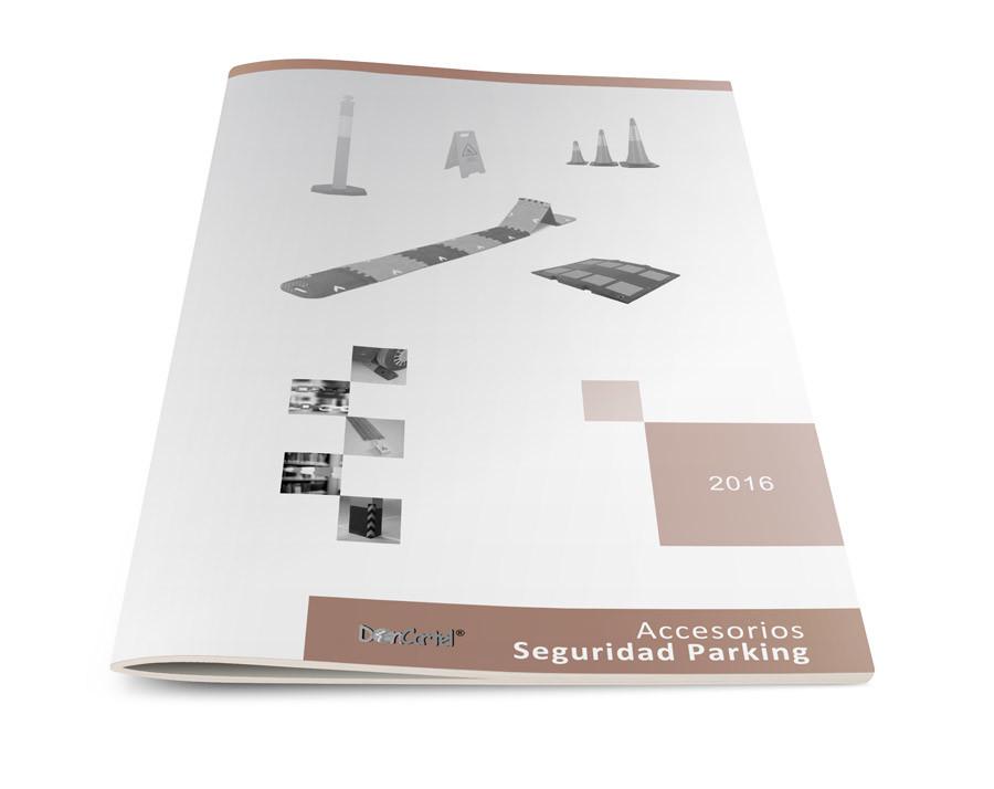 Catálogo Accesorios Seguridad Parking