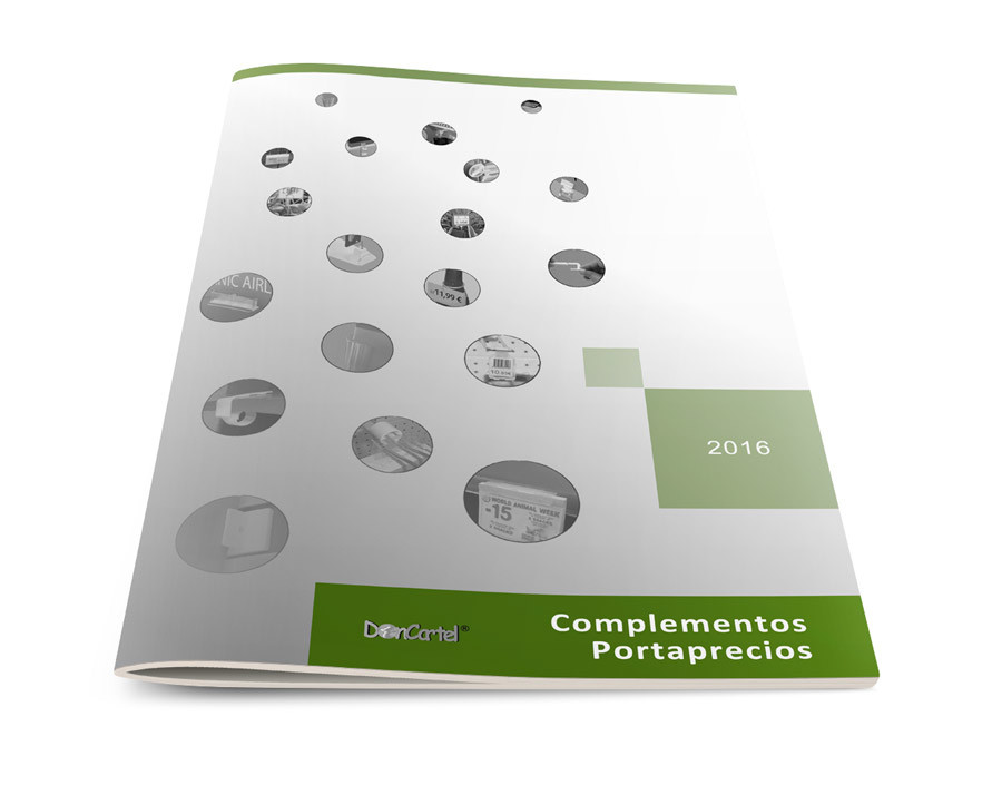 Catálogo Complementos PortaPrecios 2016