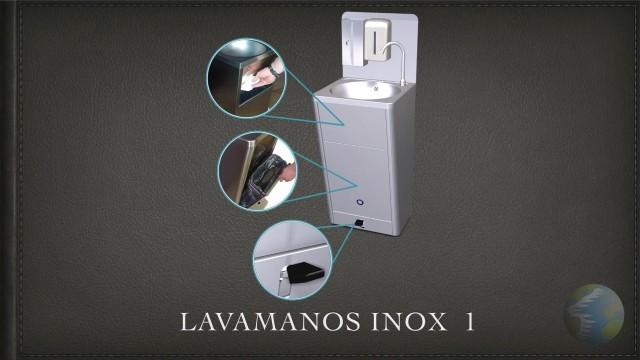 Lavamanos Inox 1