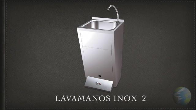 Lavamanos Inox 2