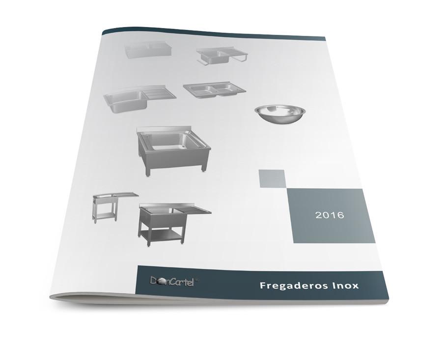Catálogo Fregaderos Inox foto portada