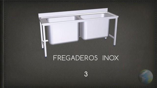 Fregaderos Inox 3