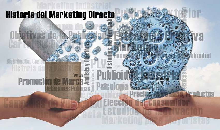 Historia del Marketing Directo