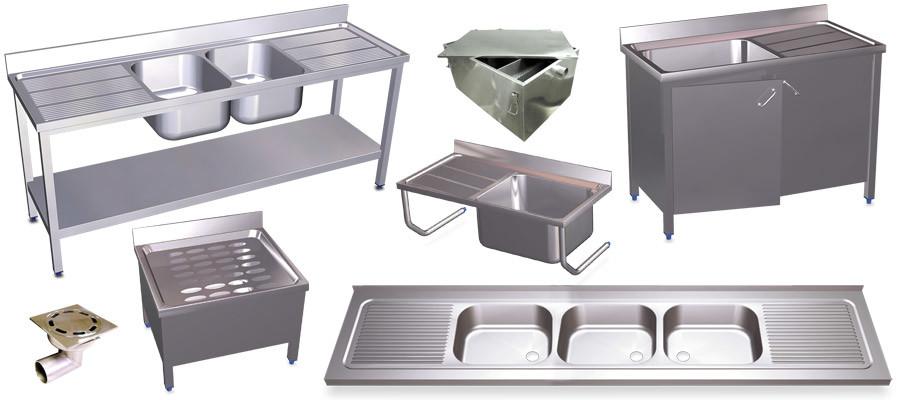 Fregaderos acero inoxidable novedades en nuestra web - Fregaderos de acero inoxidable ...