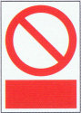 señal prohibicion