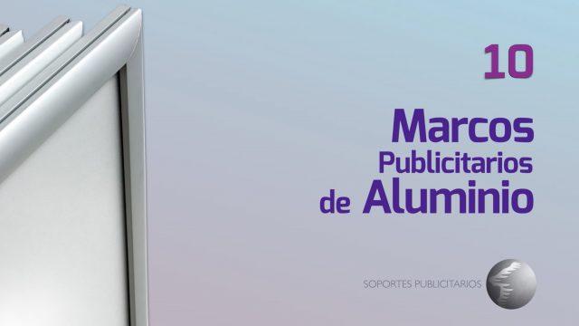 Los 10 Mejores Marcos Publicitarios de Aluminio