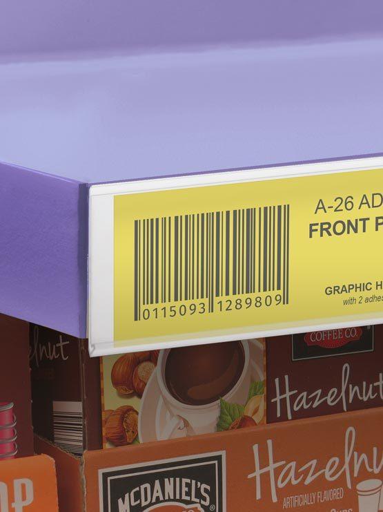 Perfil Etiquetero Porta Precio Adhesivo A-26 2018