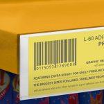 Perfil Etiquetero Porta Precio Adhesivo A-60 2018