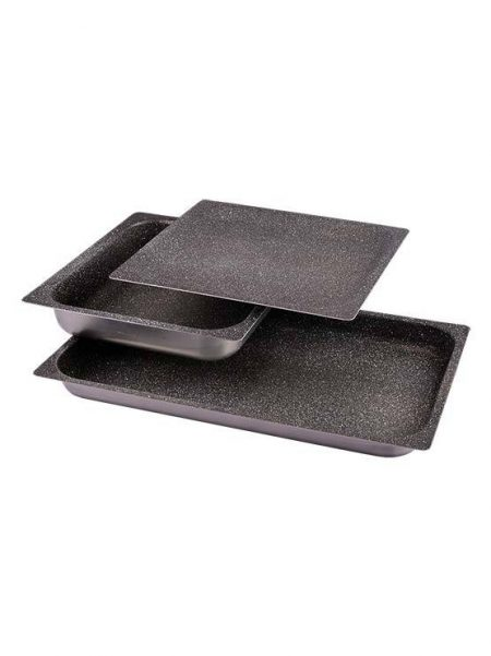 Bandejas Antiadherentes de Aluminio