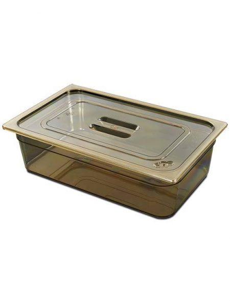 Cubetas de Plástico Gastronorm Alta Temperatura