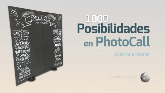 PhtotoCall 1000 posibilidades