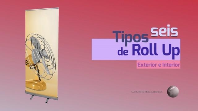 Seis Tipos de Roll up