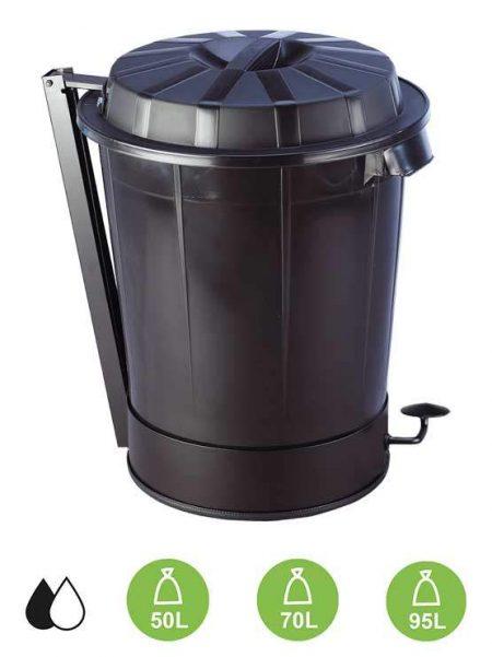 Contenedores de basura goliat