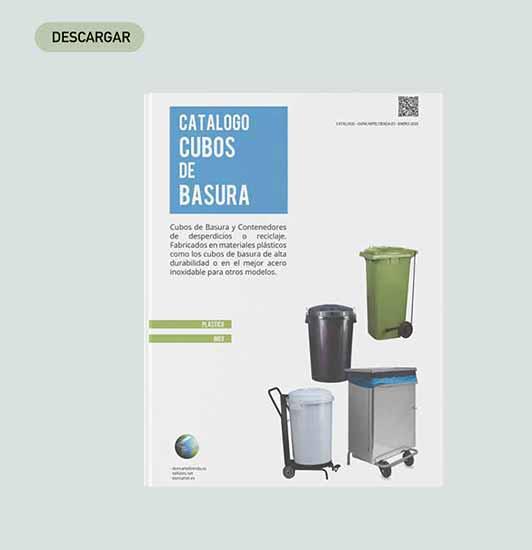 descargar catálogo cubos de basura