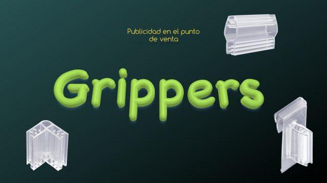 Grippers para cartelería
