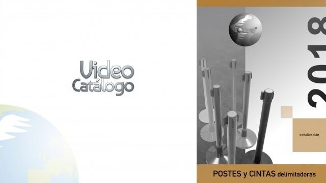 Postes y cintas video catalogo 2018