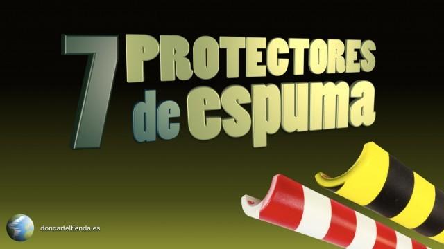 Protectores de espuma