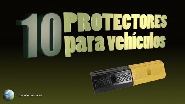 Protectores para vehículos