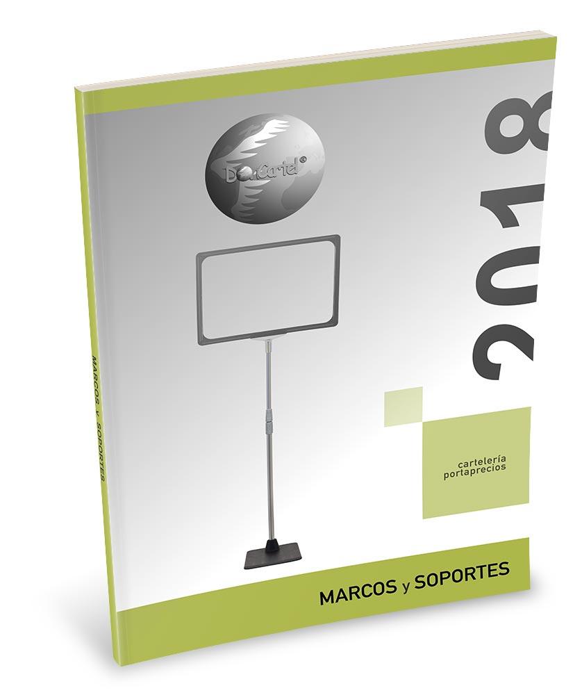 Marcos y soportes catálogo 2018