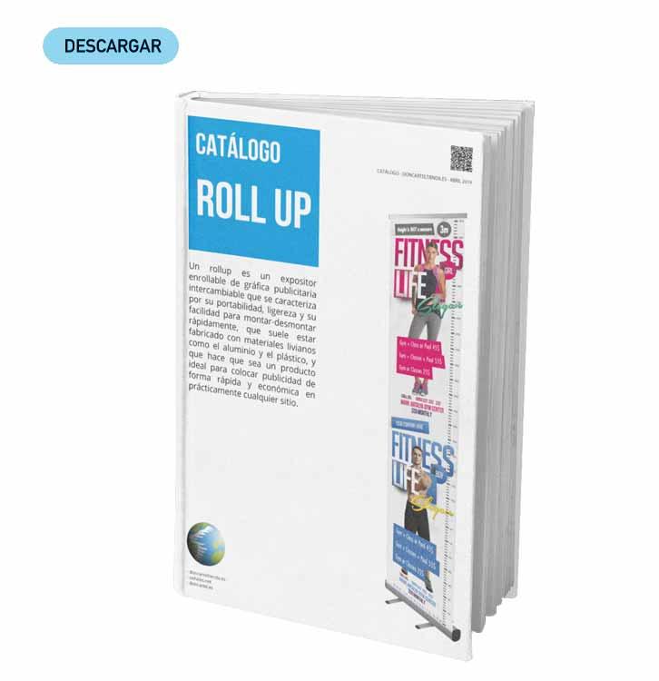 descargar catálogo roll up
