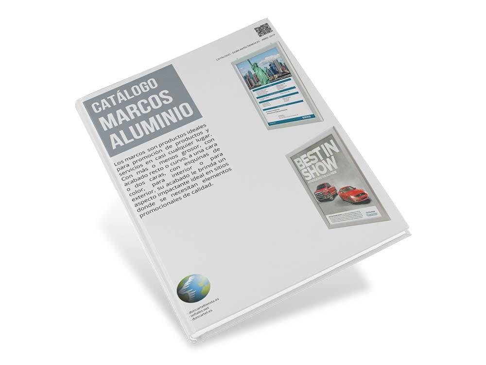 Marcos de aluminio catálogo 2019