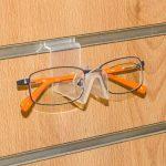 Porta gafas para panel de lamas