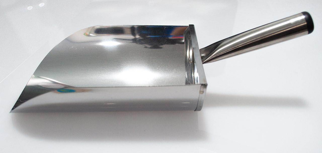 Librador inox detalle