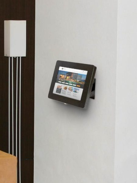 Soporte tablet pared