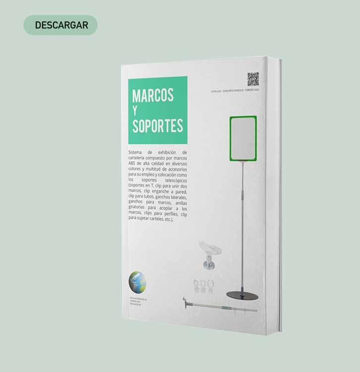 descargar catálogo marcos y soportes 2020