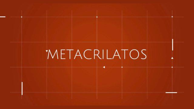 Etiquetas metacrilato