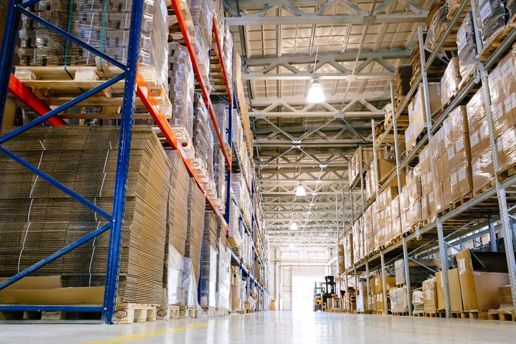 Stock. Los productos adecuados en la cantidad adecuada.